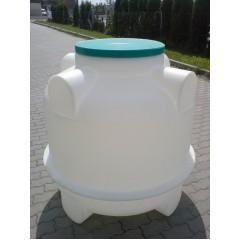 Öntött műanyag tartályok (6)