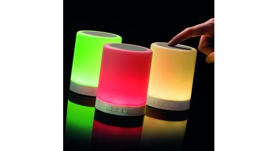 Karácsonyi színváltó kihangosító funkciós LED lámpa vásár!