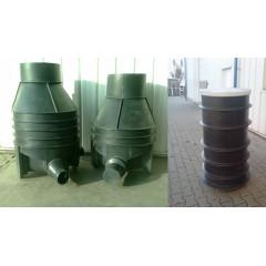 Szennyvíz aknák (2)