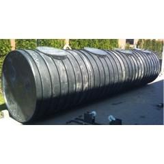 10 m3-es műanyag esővízgyűjtő tartály (Termékkód: HDTRF10000)
