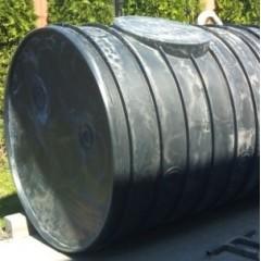 2,5 m3-es műanyag esővízgyűjtő tartály (Termékkód: HDTRF2500)