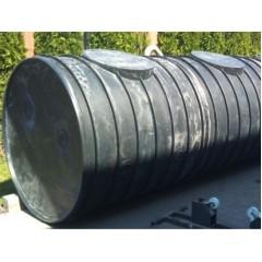 5 m3-es műanyag esővízgyűjtő tartály (Termékkód: HDTRF5000)