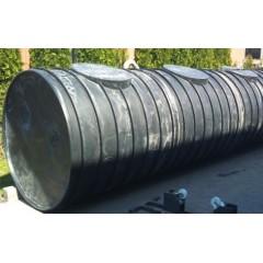7,5 m3-es műanyag esővízgyűjtő tartály (Termékkód: HDTRF7500)