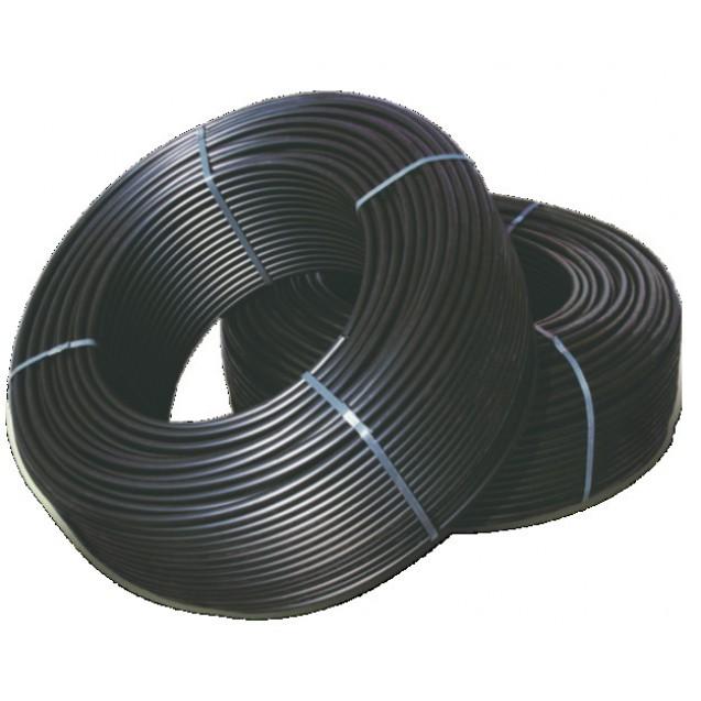 LDPE víz cső 25 x 2 tekercses 50 méter (Termékkód: CSO LPE 25  P6-50)