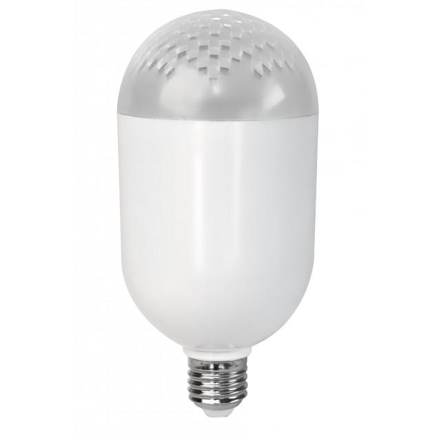 Kerti LED égő színváltós zenélő 230V